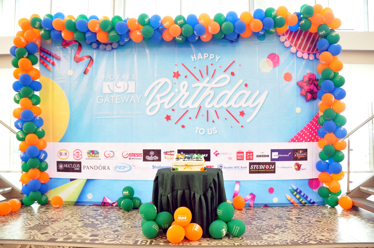 Gateway Turns 1